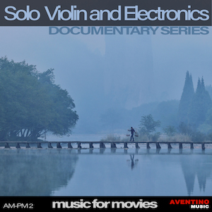 Solo violin, percussion, and electronics. Music inspired by oriental culture and landscapes in a contemporary musical language. Useful for travel, documentaries, soundtracks.