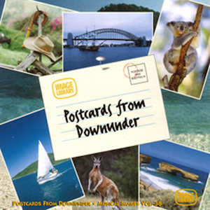 Musical snapshots from the land 'downunder'.
