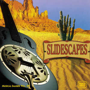 The lonely beauty of the desert & coastline painted by acoustic guitar & bottleneck slide.