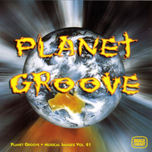 Funky and groovy themes from the planet suitable for Sports, Action and Adventure.