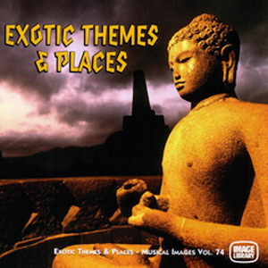 Ethnic atmospheres from around the world.