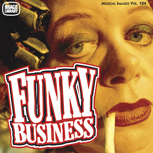 Funky retro grooves for Lifestyle TV.