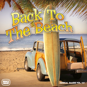 Life's a beach! Let's go surfin? with these great sound waves.