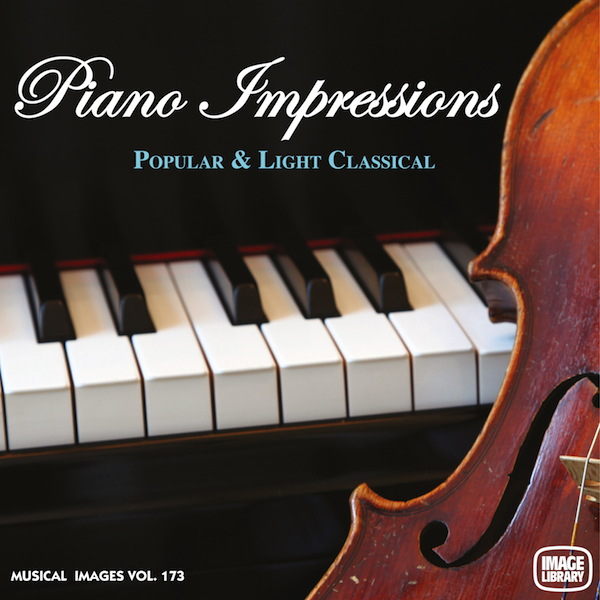 Romantic and expressive works with piano and cello. A mix of popular (tracks 1-10) and light classical tracks (tracks 11-18), perfect for background audio visual productions. 18 full tracks together with 14 thirty second cut downs.
