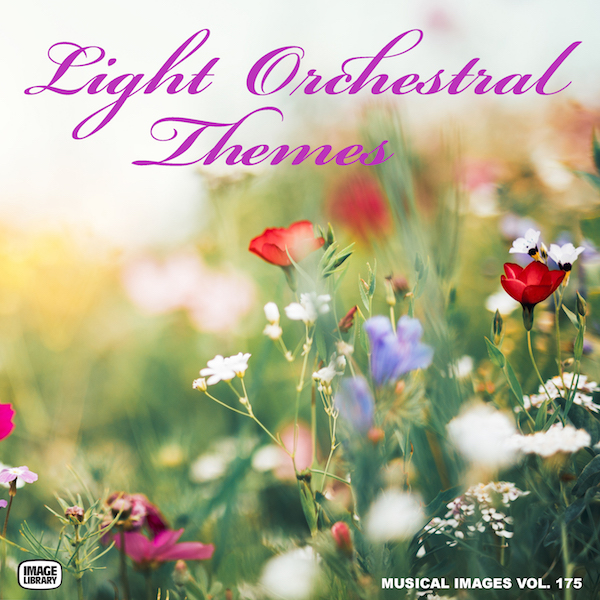 Light, orchestrally inspired melodic moods and soundscapes. Specially designed for backgrounds.