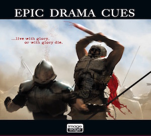 Dramatic orchestral scores depicting action, adventure, victory & conflict.