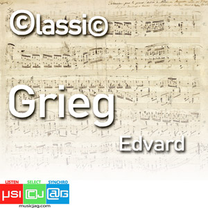 Edvard Hagerup Grieg. Peer Gynt, Ouverture, Au matin, Anitra Dance, Solveig song, Hall of the mountain king...