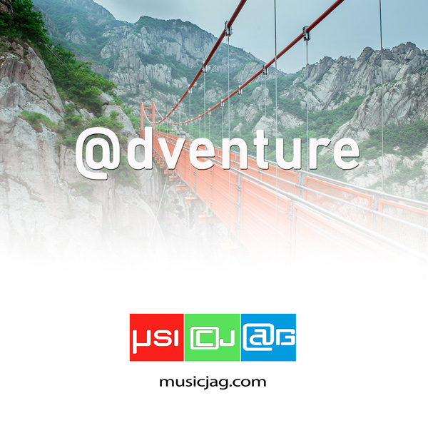 A large selection of music for production. Mood Adventure.