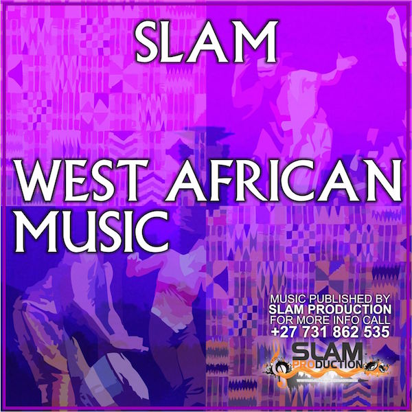West African, Urban Pop.