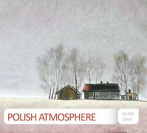 Slav mystic, fairy atmosphere, Landscape, Nature, Folk impressions